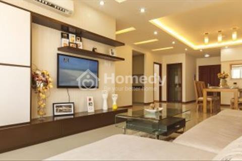 Cho thuê căn hộ Đảo Kim Cương Tháp Brilliant 206m2 3 phòng ngủ có sân vườn