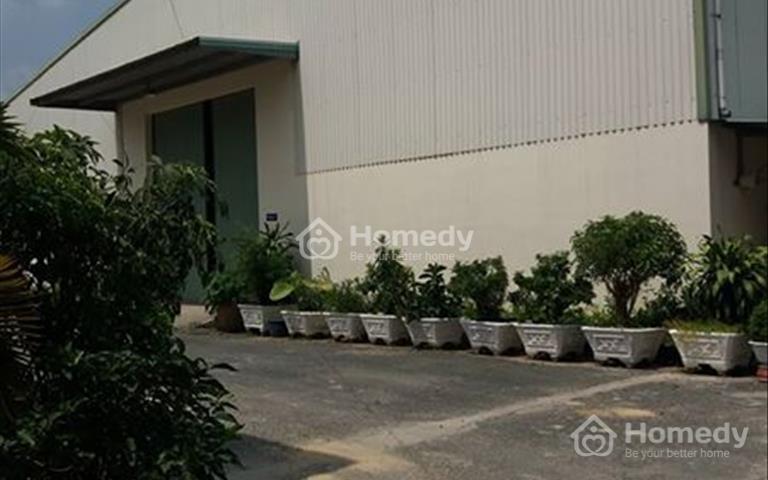 Cho thuê nhà xưởng 500 m2 - 600 m2 tại Hoài Đức - Hà nội, sát Đại lộ Thăng Long, giá rẻ