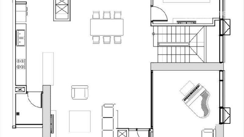 Bán căn hộ Duplex Vinhomes Metropolis Liễu Giai quận Ba Đình diện tích từ 200 m2 - 300 m2 - 7