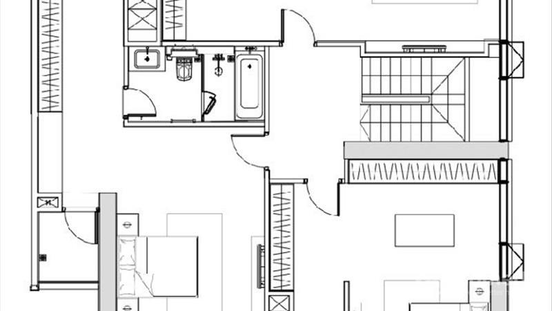 Bán căn hộ Duplex Vinhomes Metropolis Liễu Giai quận Ba Đình diện tích từ 200 m2 - 300 m2 - 8