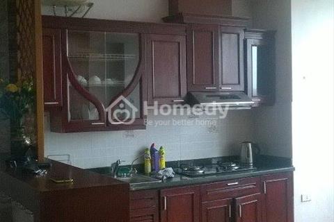 Cho thuê căn hộ chung cư M5 Nguyễn Chí Thanh, 149 m2, 3 phòng ngủ, giá thuê 14 triệu/tháng