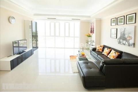 Căn hộ [Cho thuê] The Estella lầu thấp 148 m2 với 3 phòng ngủ, nội thất cao cấp ban công thoáng mát