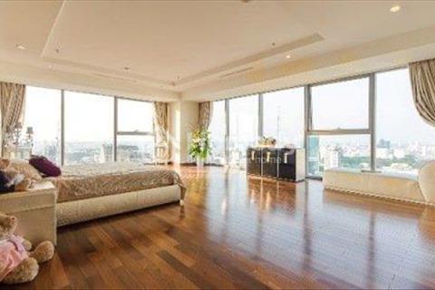 Bán căn hộ Pool Villa tòa Bora Bora 5 phòng ngủ với 380 m2 view sông