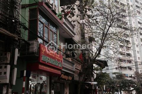 Bán nhà 5 tầng mặt phố Nguyễn Đổng Chi, quận Từ Liêm, kinh doanh sầm uất