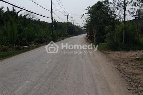 Bán 120 m2 thổ cư, đường nhựa 12 m, Nguyễn Văn Tạo - Long Thới - Nhà Bè