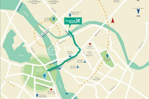 Thời điểm VÀNG đầu tư + sở hữu căn hộ Eurowindow Riverpark