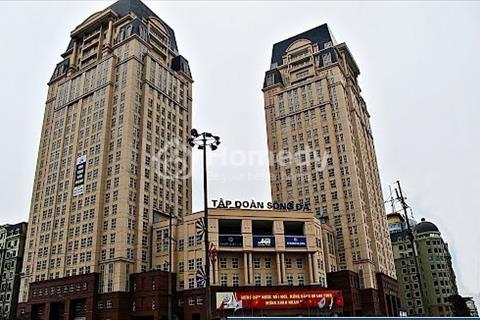 Cho thuê văn phòng 100 m, tòa nhà HH4 Sông Đà, giá 270 nghìn/m2
