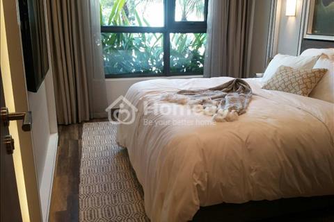 Bán căn hộ ngay trung tâm Sài Gòn 2 phòng ngủ 79 m2