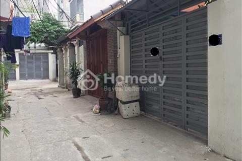 Cho thuê nhà mặt ngõ ôtô đi vào, đối diện nhà thi đấu quận Hoàng Mai