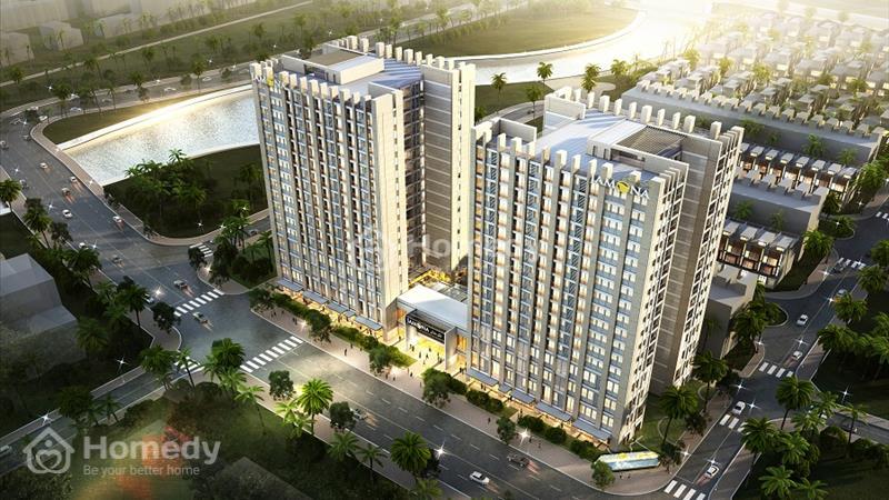 Thanh toán 10% nhận nhà, căn hộ cao cấp view sông, khu compound đẳng cấp tại quận 7 !!! - 4