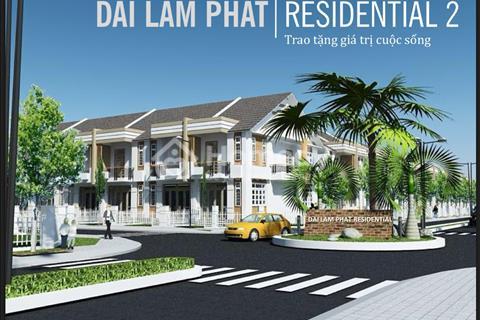 Khu dân cư Đại Lâm Phát Residential