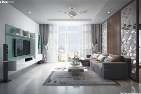 Bán căn hộ Tropic Garden 3 phòng ngủ với 125m2 - Nội thất sang trọng lầu cao