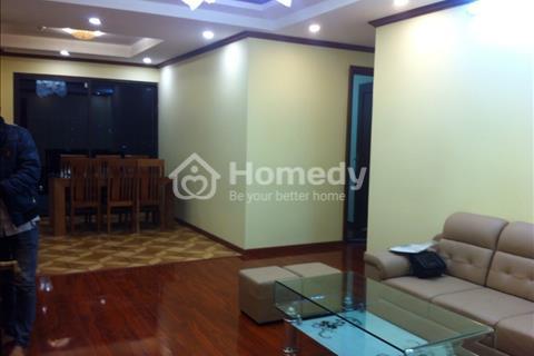 Cho thuê căn hộ đủ đồ tại 125 Hoàng Ngân - Trung Hòa Nhân Chính