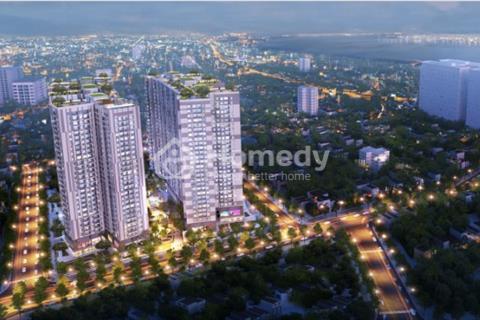 Chung cư Imperrial Sky Garden 02 – 03 phòng ngủ với diện tích từ 58,78 m2 – 106,65 m2