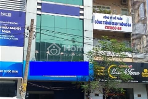 Cho thuê nhà mặt tiền đường Nguyễn Thị Minh Khai, Phường 6, Quận 3, Hồ Chí Minh