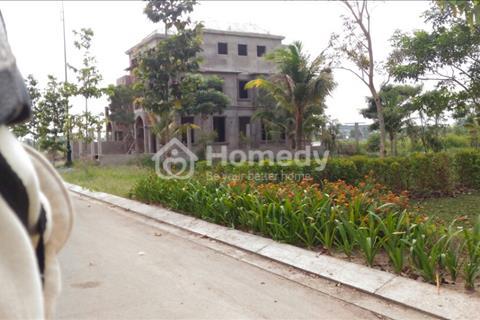 Bán đất siêu dự án chợ Bình chánh, quốc lộ 1A, giá bán 360 triệu/nền, chiết khấu 8%