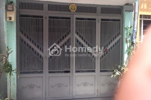 Cho thuê nhà mặt tiền đường Hòa Hảo, phường 4, quận 10
