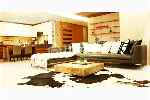 Cho thuê căn hộ Cantavil An Phú 3 phòng ngủ với 125 m2 tầng cao view sông