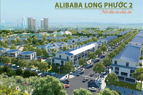 Khu dân cư Alibaba Long Phước 2
