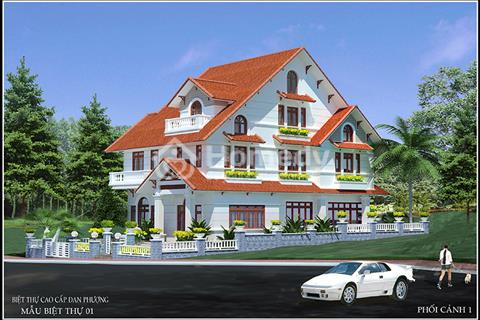 Bán biệt thự vườn cao cấp Hà Nội, giá từ 15 triệu/m2