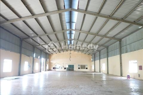 Cho thuê/ bán nhà xưởng 2480 m2 KV 4500m2 tại Hải Dương mặt Quốc lộ 5