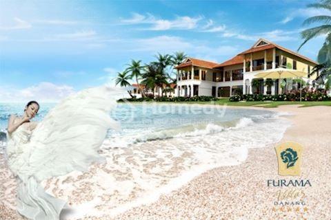 Biệt thự đẳng cấp quốc tế 5 Sao - Diamond Furama Resort Đà Nẵng