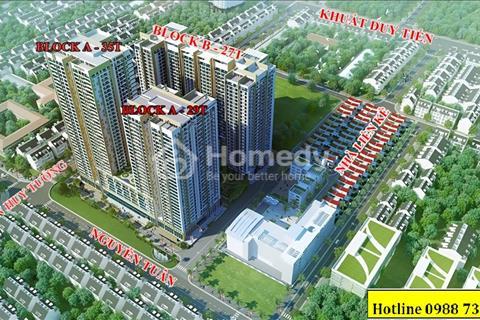Dự án Imperia Garden, 203 Nguyễn Huy Tưởng, quận Thanh Xuân