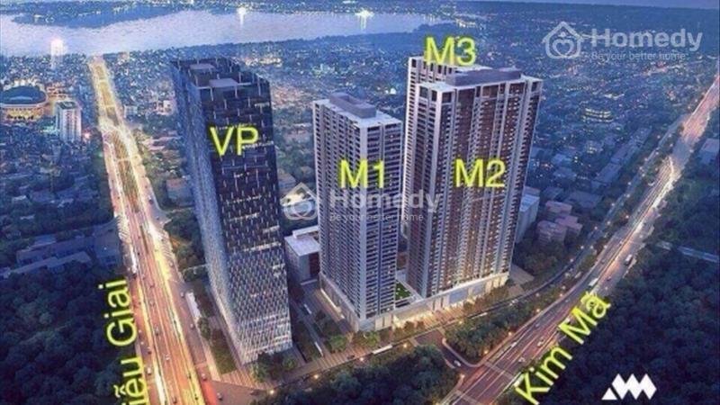 Bán căn hộ skyvilla quận Tây Hồ, 229 m2, view trực diện Hồ Tây - 1