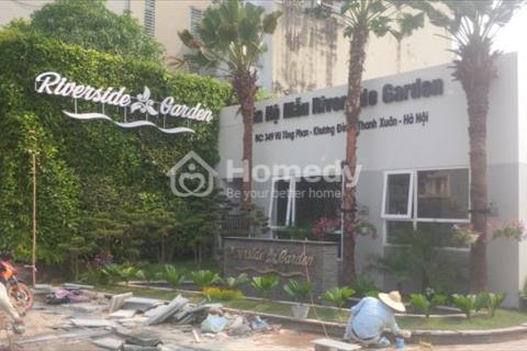 Nhượng lại căn hộ 3 phòng ngủ, dự Riverside Garden, 349 Vũ Tông Phan, giá gốc chủ đầu tư