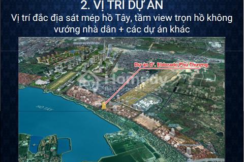 Bán căn hộ cao cấp 44 m2 – View Hồ Tây tại Lạc Long Quân