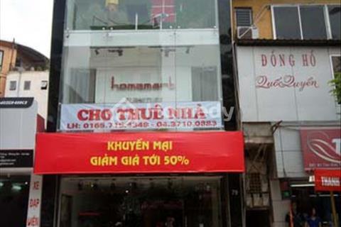 Cần bán gấp nhà mặt phố Khuất Duy Tiến, Thanh Xuân Bắc, vị trí đẹp, giá 14 tỷ