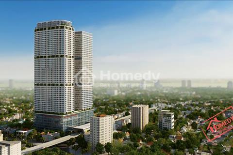 Gia đình có việc cần nhượng lại căn hộ 133 m2, tại chung cư Discovery Complex 302 Cầu Giấy