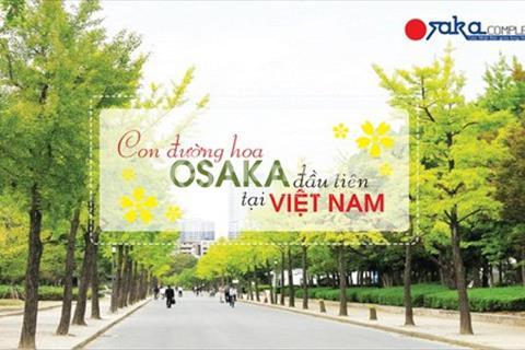 Osaka Complex cho giấc mơ an cư gia đình trẻ thành hiện thực