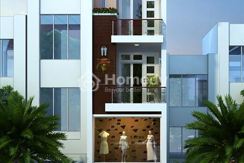Nhà mặt tiền Phan Đình Phùng Q. Phú Nhuận : 3,7x19, trệt, lửng, 2 lầu, giá 12 tỷ
