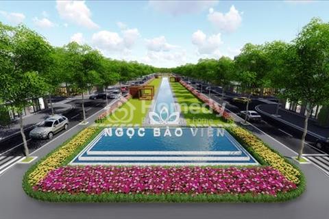 Bán đất nền dự án khu dân cư Ngọc Bảo Viên giai đoạn 2