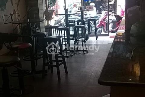 Cho thuê nhà mặt tiền đường Đỗ Quang Đẩu, Phường Nguyễn Cư Trinh, Quận 1