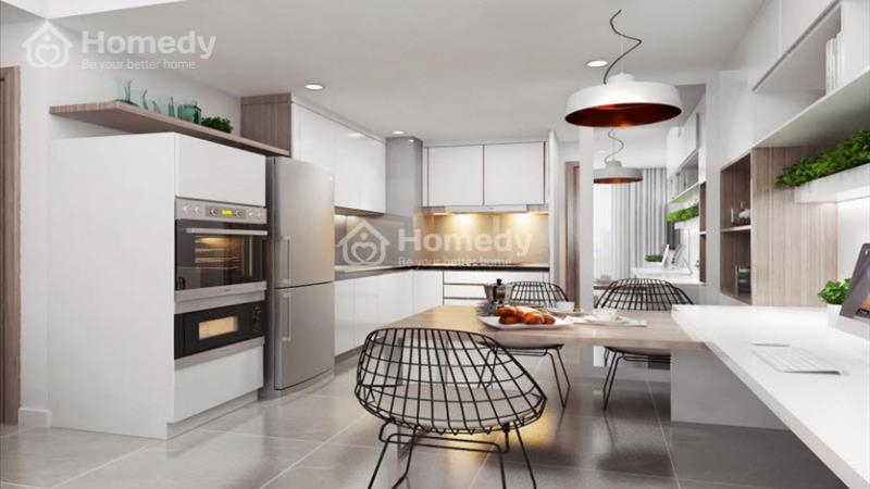 Cơ hội đầu tư căn hộ văn phòng Officetel - Dự án Pegasuite - Ngay mặt tiền đường Tạ Quang Bửu - 7