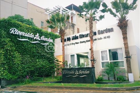 Chuyển nhà bán gấp căn hộ 2 phòng ngủ, chung cư Riverside Garden 349 Vũ Tông Phan, giá 2,52 tỷ