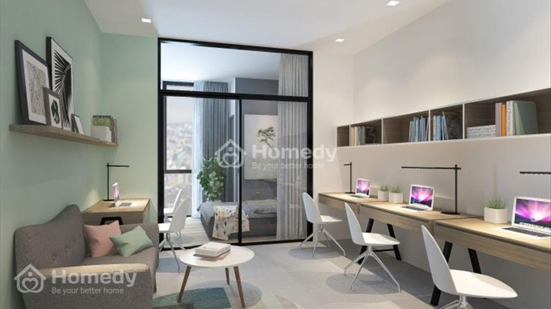 Cơ hội đầu tư căn hộ văn phòng Officetel - Dự án Pegasuite - Ngay mặt tiền đường Tạ Quang Bửu - 2