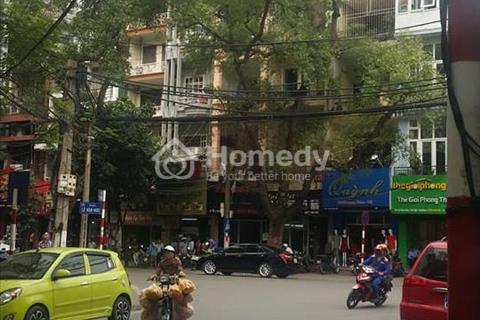 Bán gấp nhà 2 mặt phố, Hàng Cót và Phùng Hưng, diện tích 41 m2, 3 tầng