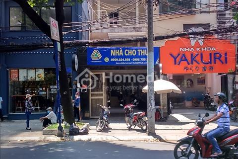 Cho thuê nhà mặt tiền Võ Văn Kiệt, Phường Cầu Kho, Quận 1, Hồ Chí Minh