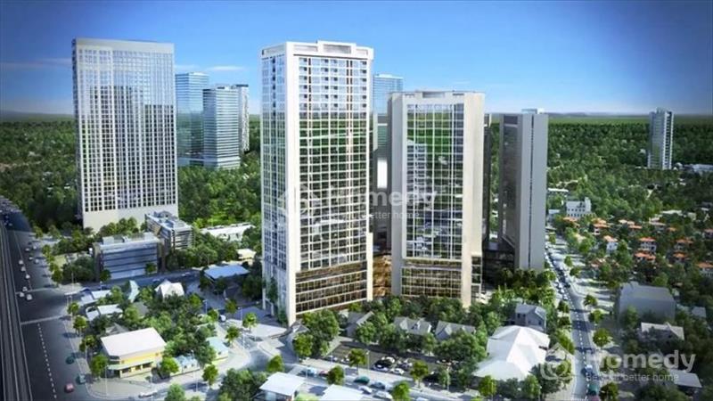 Bán suất ngoại giao 59,4 m2, tầng đẹp The Garden Hill - giá siêu rẻ, kí trực tiếp chủ đầu tư - 1
