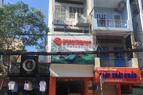 Cho thuê nhà mặt tiền đường Nguyễn Đình Chiểu, Phường 2, Quận 3, Hồ Chí Minh