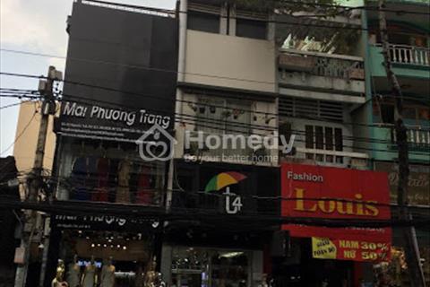 Cho thuê nhà mặt tiền Trần Hưng Đạo, Phường Cầu Kho, Quận 1, Hồ Chí Minh