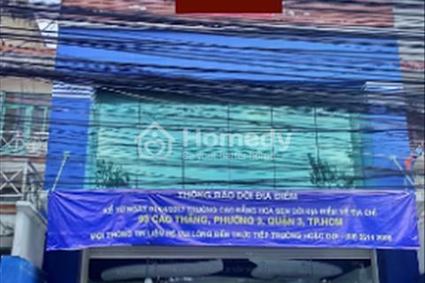Cho thuê nhà 2 mặt tiền Nguyễn Tri Phương, Phường 9, Quận 10
