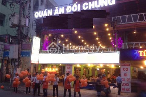 Cho thuê nhà 2 mặt tiền đường Phan Đăng Lưu, Phường 3, Quận Phú Nhuận. Đường và hẻm kế bên 4 m