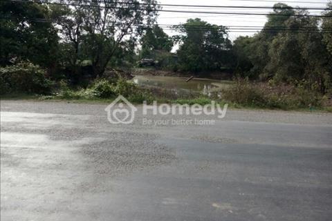 Bán đất đường Tỉnh lộ 823, xã Hòa Khánh Tây, Đức Hòa, Long An