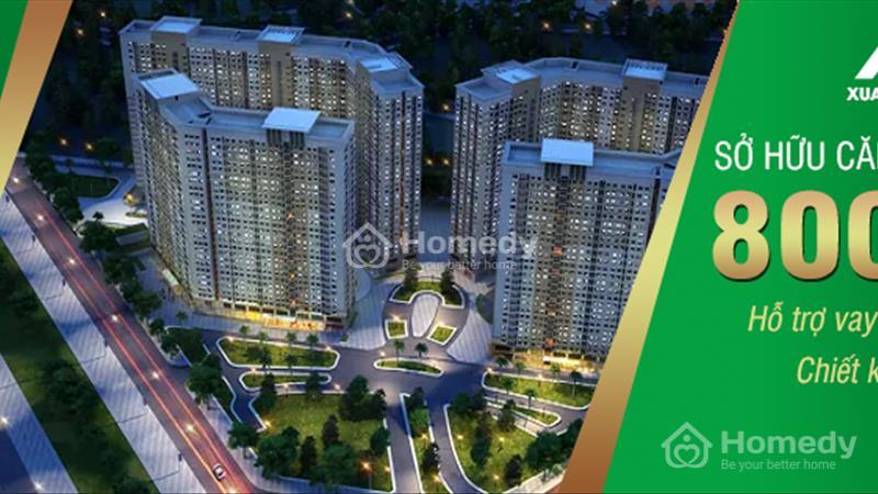 Mua nhà chỉ với 170 triệu - Xuân Mai Complex giá tốt cho người thu nhập thấp - 1
