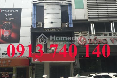 Nhận nhà cho thuê mới đẹp trên đường Hai Bà Trưng - Diện tích 5 x 24 m - Giá 190 triệu/tháng