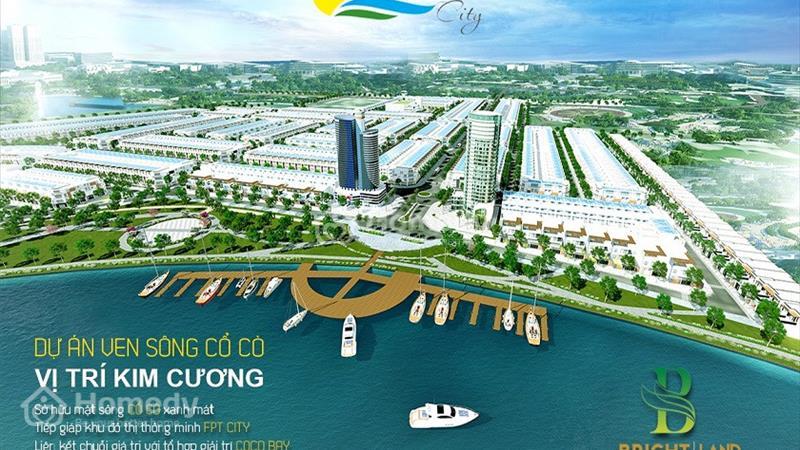 Bán gấp 2 lô đất mặt tiền đường 7,5 m ngay sát FPT Complex Đà Nẵng - 2